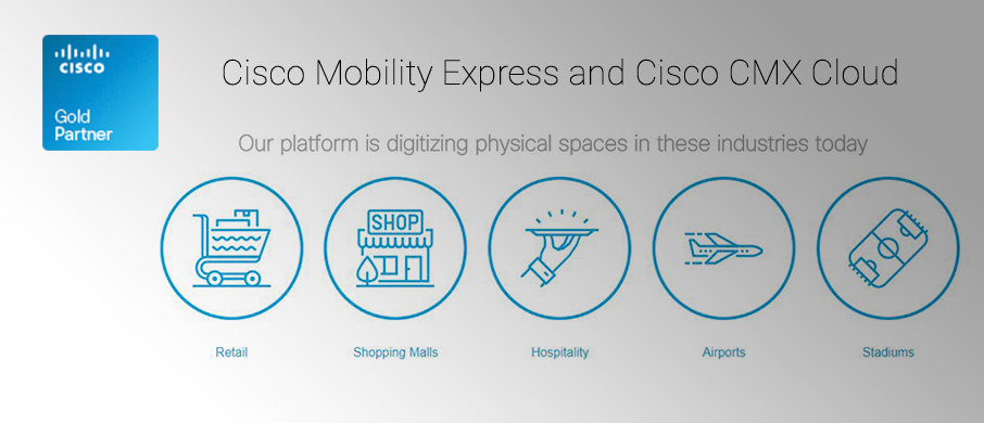 Cisco Mobility Express and Cisco CMX Cloud